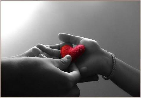 Loving Heart In Hands